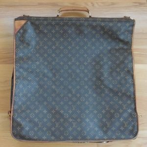 LOUIS VUITTON ~ Portable Cabine 2-Way Garment Bag